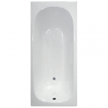 Чугунная ванна Castalia 140x70x39