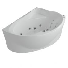 Акриловая ванна Aquatek / Акватек Альтаир без гидромассажа