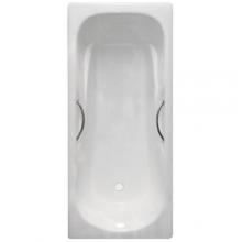 Чугунная ванна Castalia Paola 170