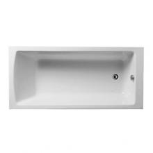 Акриловая ванна Vitra Neon 170x75 без гидромассажа