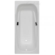 Чугунная ванна Castalia Emma 180x85