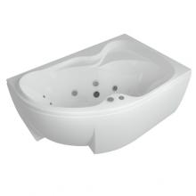 Акриловая ванна Aquatek / Акватек Вега 170x105 без гидромассажа
