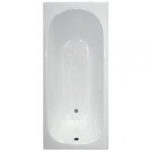 Чугунная ванна Castalia 160x70x42