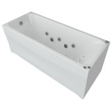 Акриловая ванна Aquatek / Акватек Альфа 140х70 без гидромассажа