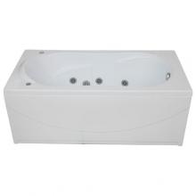 Акриловая ванна Bas Ахин 170x80 с гидромассажем