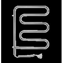 Электрические Ш-образные поворотные полотенцесушители