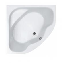Акриловая ванна Jika Lucerne 140х140 без гидромассажа