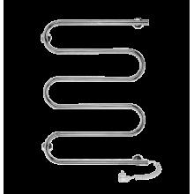 Электрические Ш-образные полотенцесушители