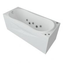 Акриловая ванна Aquatek / Акватек Афродита 170x70 без гидромассажа