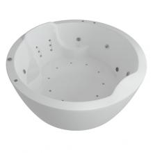 Акриловая ванна Aquatek / Акватек Аура без гидромассажа