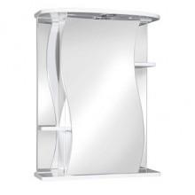 Шкаф зеркальный Лилия 55