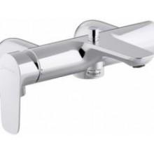 ALEO – Однорычажный смеситель для ванны/душа, на деку (Е72283)