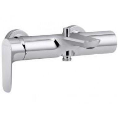 ALEO – Однорычажный настенный смеситель для ванны/душа (Е72282)