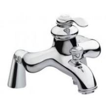 FAIRFAX - Смеситель для ванны/душа, устанавливаемый на деке (E71091)