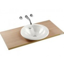 RONDE - Раковина, устанавливаемая на мебель (E1183)