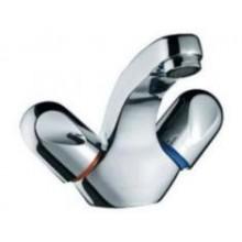 GALEO - Моноблочный смеситель для раковины с низким неподвижным изливом (E72964)