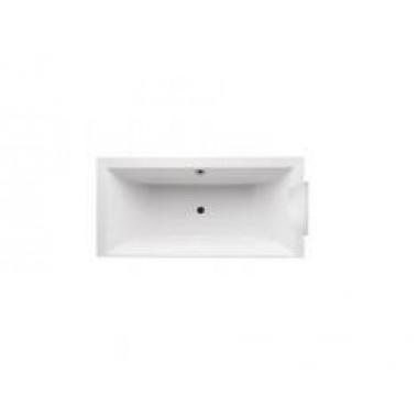 Jacob Delafon EVOK – Система гидромассажа Tonus+ - прямоугольная акриловая ванна, спинные форсунки справа (Е5TN213R)