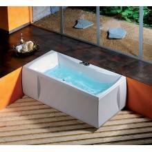 Акриловая ванна ALPEN Alia 180